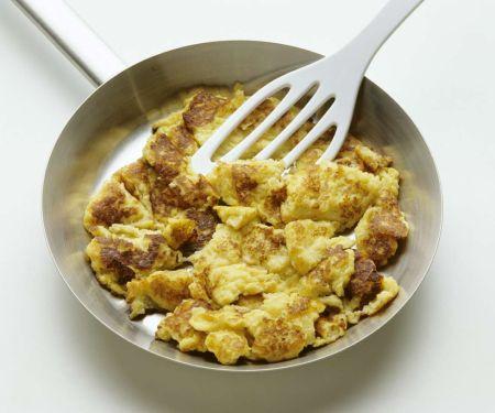 Kartoffel-Grieß-Schmarren