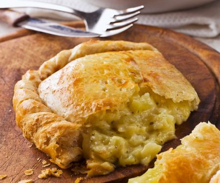 Kartoffel-Käseteigtaschen