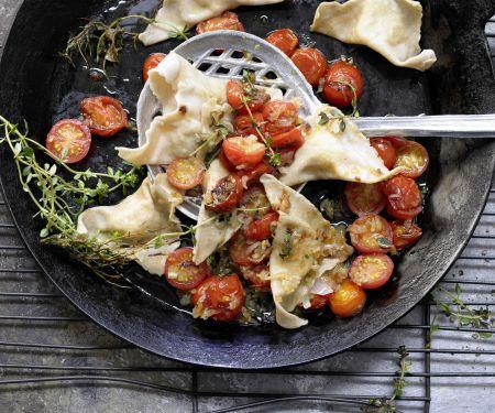 Kartoffel-Ravioli