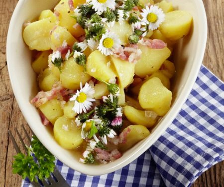 Kartoffel-Specksalat