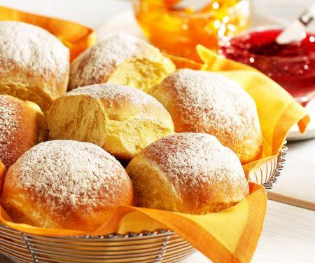 Kartoffelbrötchen zum Frühstück