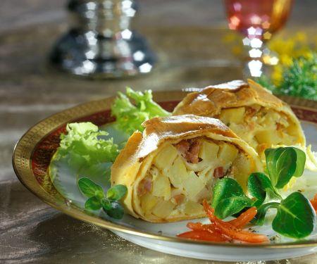 Kartoffelstrudel