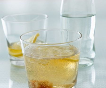 Klassischer Cocktail mit Scotch