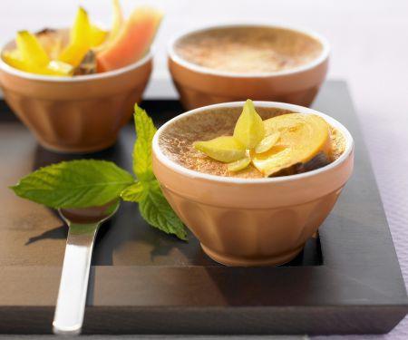 Kokos-Kardamom-Creme nach Thai-Art