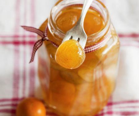 Kompott aus Kumquats