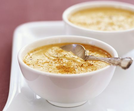 Laktosefreie Crème Brûlée
