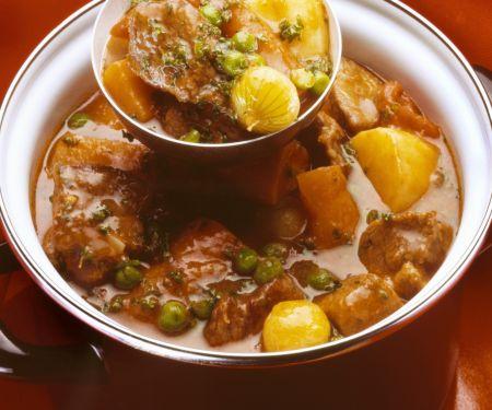 Lamm-Kartoffel-Eintopf