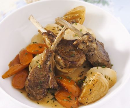 Lammfleischeintopf auf irische Art