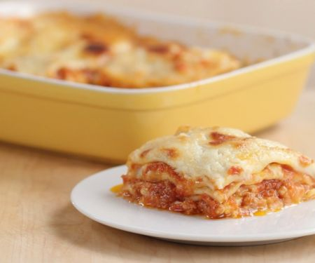 Lasagne herstellen
