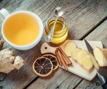 Lebensmittel gegen Erkältung