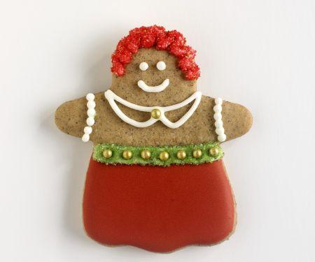 Lebkuchenfrau