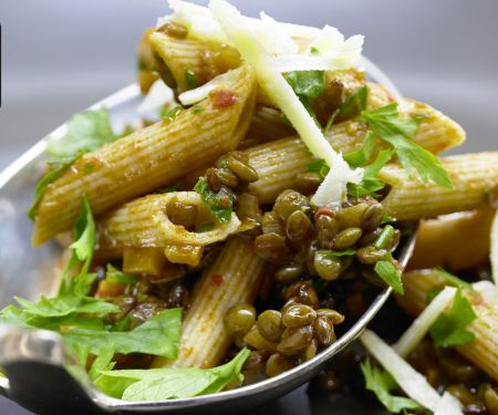 Linsen-Gemüse-Bolognese für den Thermomix®