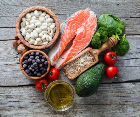 Low-Carb-Diät Lebensmittel