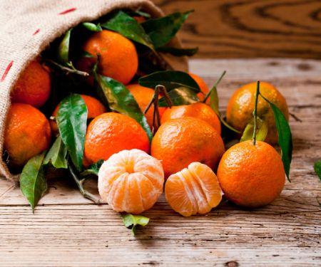 Lecker und gesund: Mandarinen