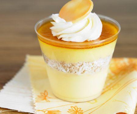 Mango-Kokos-Eiscreme