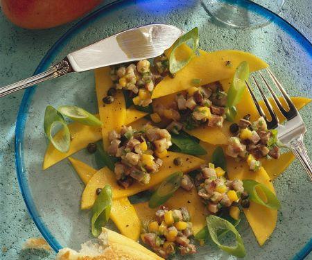 Mango-Matjessalat