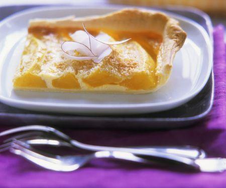Mango-Tarte