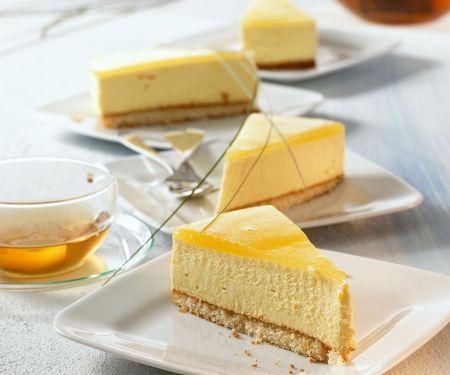 Maracuja-Joghurt-Torte