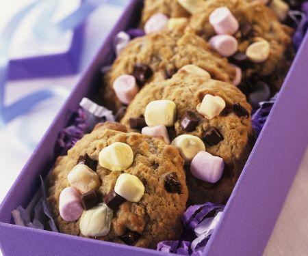 Marshmallow-Cookies