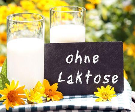 Milch ohne Laktose