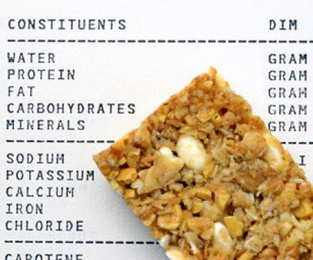 Mineralstoffe Tabelle © djama - Fotolia.com