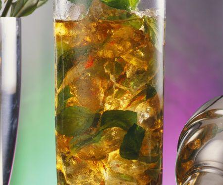 Minz-Cocktail
