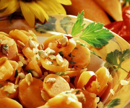 Möhrengemüse mit Chili