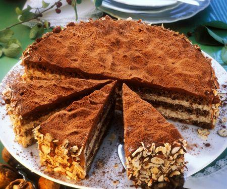 Nuss-Schokoladentorte