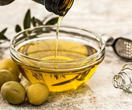 Olivenöl ist hitzeempfindlich
