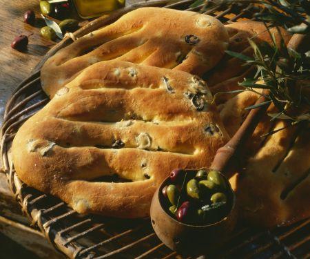 Olivenbrot