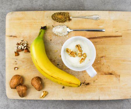Omega-3 Frühstückspudding