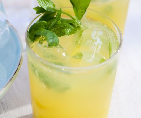 Orange Lady Cocktail
