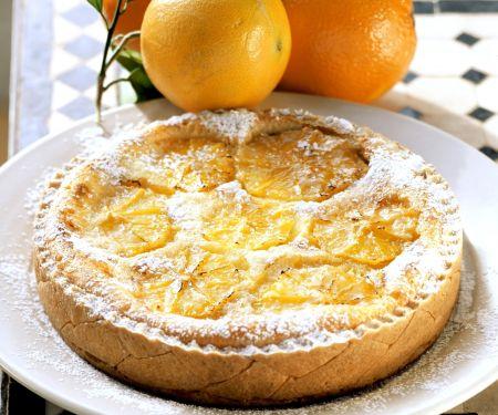 Orangenkuchen mit Anis