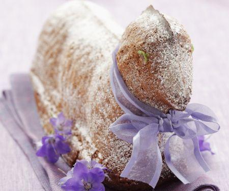 Osterlamm-Kuchen