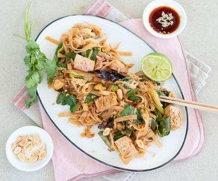 Pad Thai mit Mangold