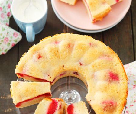Pflaumenkuchen mit Joghurt