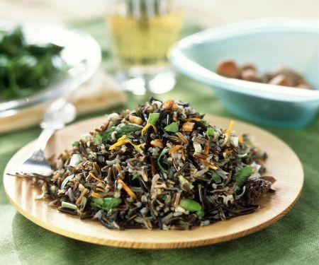 Reis-Spargelsalat