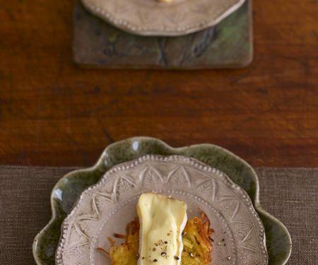 Rösti mit Käse