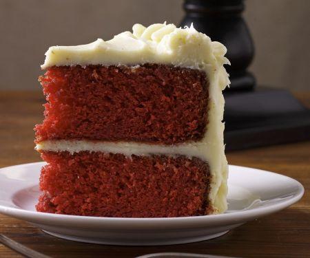 Roter Samtkuchen (Red Velvet Cake)