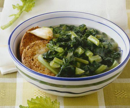 Rübstiel-Gemüse