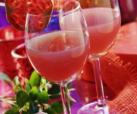 Rum-Frucht-Cocktail