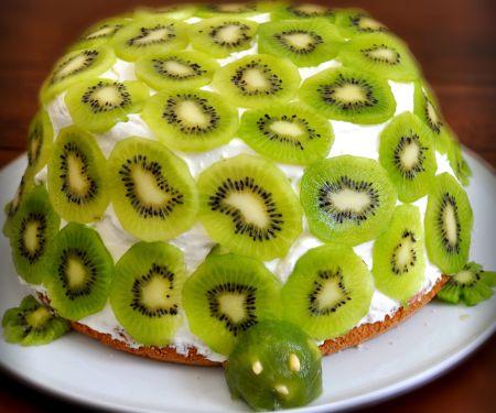 Schildkröten-Torte