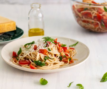 Schnelle Tomatensauce
