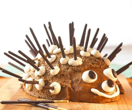 Schokoladen-Igel