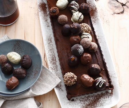 Schokoladen-Törtchen