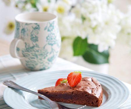 Schokoladenkuchen aus Schweden