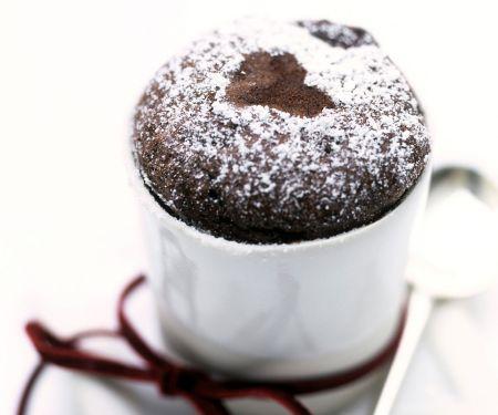 Schokoladensoufflee