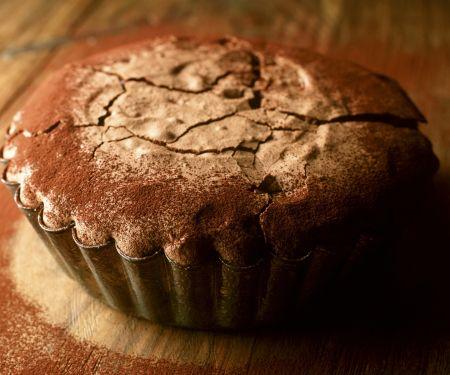 Schokomousse-Kuchen