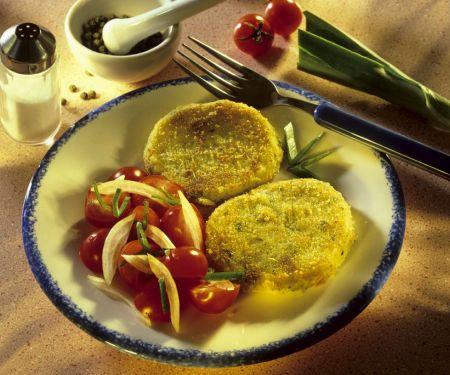 Sellerie-Schnitzel