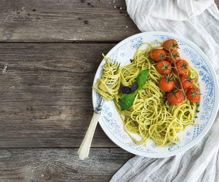 Spaghetti al genovese